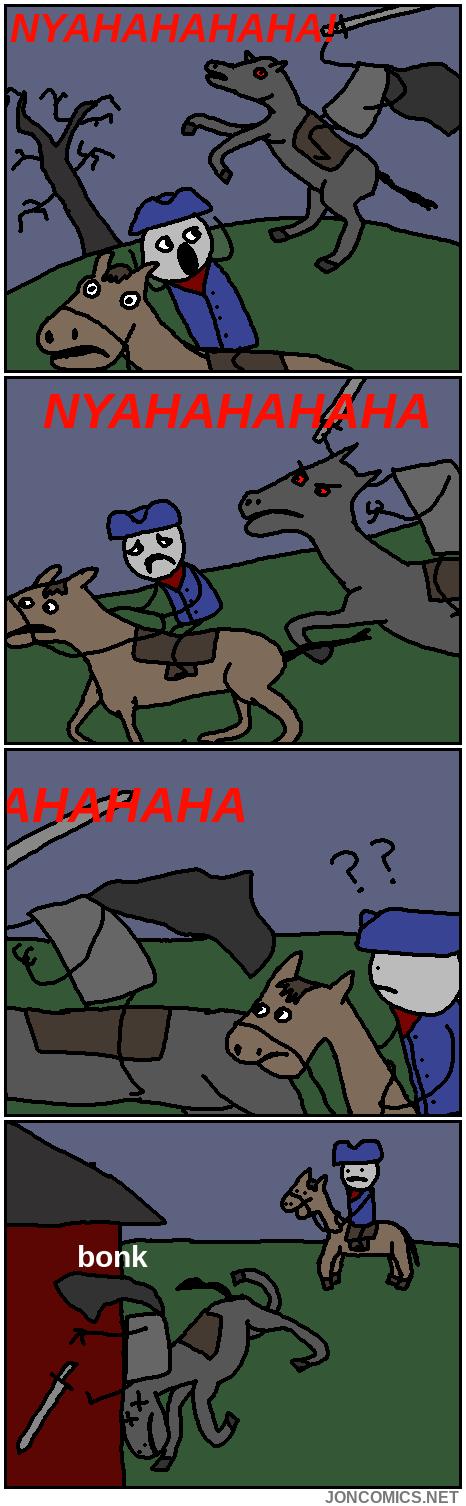 horsemanfinished